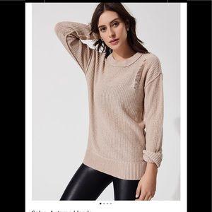 NWT philanthropy Amsterdam Devon sweater
